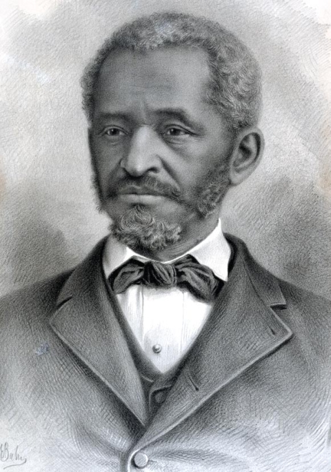 Considered the very first Slave owner Anthony Johnson.